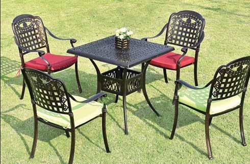 Bàn ghế sân vườn đẹp ZX M381H0262