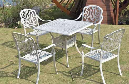 Bộ bàn ghế sân vườn nhập khẩu ZX M090H026
