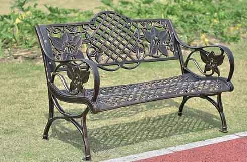 Ghế dài sân vườn cổ điển ZX H6010